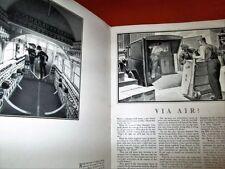 ALBUM-CATALOGUE FORD TRI-MOTOR MONOPLANE- 1929
