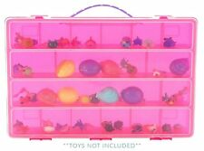 Splashlings Case Toy Storage Carrying Box. Figures Playset Organizer. Accesso...