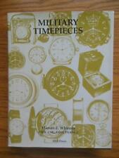MILITARY TIMEPIECES by Marvin Whitney, US Naval Observatory Hardcover Book NEW