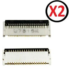 """For Samsung Galaxy Tab A 10.1"""" LCD FPC Connector T580 T585 X 2"""