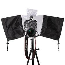 Hot Universal Rain Cover Rainproof Dust Protector DSLR Camera for Canon Nikon B
