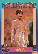Helen Reddy, Singer, Hollywood Star, Walk of Fame Trading Card --- NOT Postcard