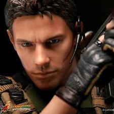 HOTTOYS HOT TOYS BIOHAZARD 5 CHRIS REDFIELD BSAA FIGURE RESIDENT EVIL ES AQ1399