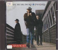HEAVEN 17 - teddy bear,duke & psycho CD