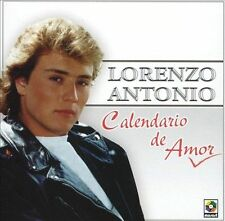 Lorenzo Antonio Calendario de Amor CD new Nuevo Sealed
