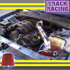 05-10 DODGE CHARGER MAGNUM CHRYSLER 300 C 2.7L V6 AIR INTAKE KIT Red 2P