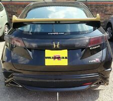 HONDA CIVIC FN2 (06-11) Type R rear wing spoiler Seeker style. Primed