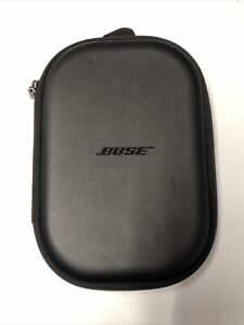 Bose Black Headphone Hard Case Cover Carrier