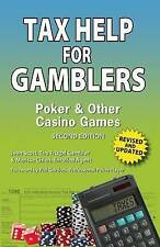 TAX HELP FOR GAMBLERS 2ND EDN - New Book Unknown