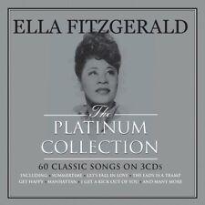 Fitzgerald Ella - Platinum Collection Cd3 NOTNOW NEU