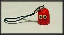 ** ~ PAC MAN FANTASMI Dangler ~ Carino FIMO Phone Charm ~ **