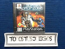 Super Dropzone Playstation Play Station PRECINTADO