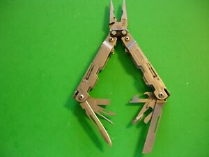 """NTSA SOG (18 IN ONE) """"POWER ACCESS"""" 4"""" CLOSED MULTITOOL WITH SIDE CLIP"""