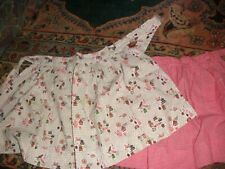 New listing Two Vintage Childrens' Aprons