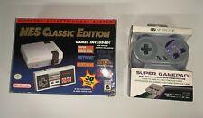 NES SNES Classic Edition Mod 540+ Games NES SNES Genesis - wireless controller
