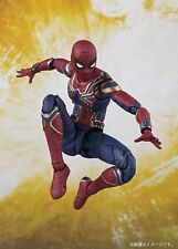 S.H.Figuarts Iron Spider Avengers Infinity War Action Figure Marvel