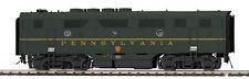 HO MTH Pennsylvania EMD F-3 B-Unit for 2 Rail DCC Ready 80-2196-0