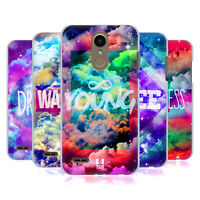 HEAD CASE DESIGNS CHROMATIC CLOUDS HARD BACK CASE FOR LG PHONES 1