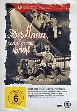 DVD NEU/OVP - Der Mann, von dem man spricht - Heinz Rühmann & Hans Moser