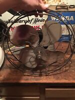 Antique Victor Electric Fan