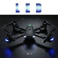 XT-01 2.4G 4CH Altitude Hold HD Camera WIFI FPV RC Quadcopter Pocket Drone E