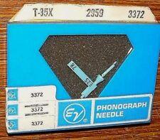 Stereo Phonograph Needle EV3372 for Tetrad E2S E2D, AC581 N802 PS162 T35X EV3393