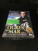 Los Tigri Del Mare DVD James Cagney Robert Montgomery