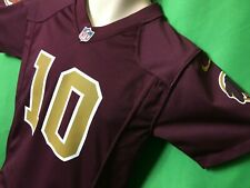 J500/210 NFL Washington Redskins Robert Griffin III RG3 Nike Game Jersey Youth M