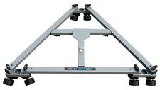 PROAIM Tripod Floor Wheel Dolly fr DSLR HDV Video Camera Crane load upto 159 kgs
