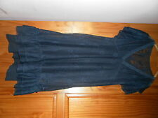 *******Lovely Navy 2 Pieces Dress by 'Simply Be' Online Shopping size 14*******