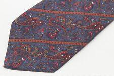 DUNHILL men's silk neck tie made in Italy