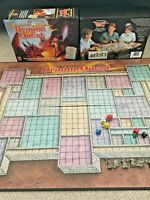 Dragon Quest Board Game 1992 Dungeons Dragons Metal Figures Ral Partha unused