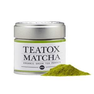 NEU TEATOX Premium Matcha Grünteepulver aus japanischen Tencha Blättern