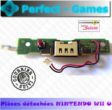 Connecteur alimentation chargeur power manette controller gamepad nintendo Wii U