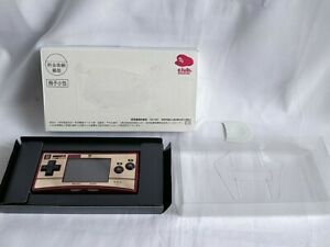 Novelty Faceplate skin Game Boy Micro Famicom 2P Pad Club Nintendo Japan-c1016-