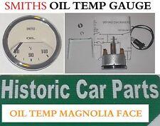 """SMITHS Öltemperaturanzeige - 50-140 Celsius MAGNOLIA GESICHT - """"Öl Temeratur"""""""