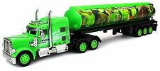 Heavy Duty Diesel Truck Semi Trailer Remote Control Electric R/C LED Cargo Toy