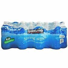 Kirkland Signature 100% Spring Water 500ml x 40 Bottles