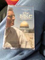 Charlton Heston Presents THE BIBLE • Music Soundtrack Album • Brand New Cassette