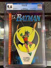 Batman #442 CGC 9.6, 1989, KEY DC COMIC, TIM DRAKE, DCU