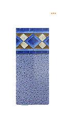 "Mosaic Diamond (Smart line) pool liner 30 ft Round 52"" High unibeed liner"