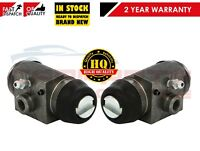 FOR LONDON TAXI LTI TX1 TX2 FRONT LEFT RIGHT WHEEL MASTER CYLINDERS PAIR NEW
