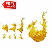 S.H.Figuarts Tamashii EFFECT BURNING FLAME Fix Figma Action Figure Toy Gift Usps