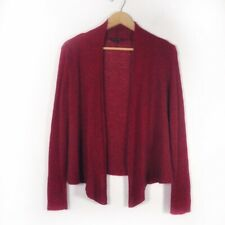 Eileen Fisher   Cashmere Mohair Wool Blend Cardigan Sz XS