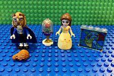 Lego Belle Beauty & The Beast Minifigure Rose Window Disney Princess 41067