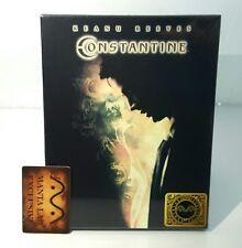 CONSTANTINE Blu-ray STEELBOOK [MANTA LAB] FULLSLIP EDITION  LOW #0005/1500  OOP