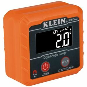 Klein Tool Digital Magnetic Angle Gauge and Level