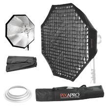 "150cm 4cm Grid Easy Open Umbrella Softbox EZYBOX SpeedBox Hensel Fitting 59"""