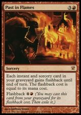 MTG 1x PAST IN FLAMES - Innistrad *Rare all Flashback NM*