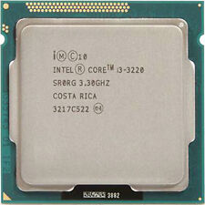 Intel Core i3-3220 Processor (3M Cache, 3.30 GHz), 3rd Gen Desktop processor